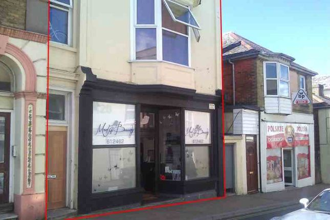 Thumbnail Commercial property for sale in Wheelwrights, High Street, Ryde
