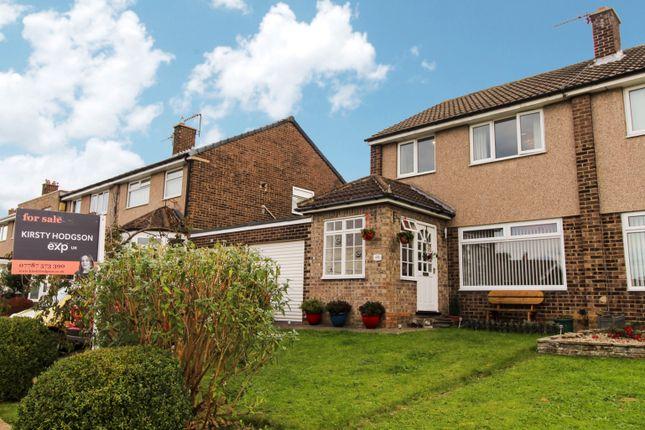 3 bed semi-detached house for sale in Birkdene, Stocksfield NE43