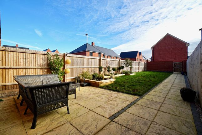 4 bed terraced house for sale in Arthur Cross Square, Colchester CO4