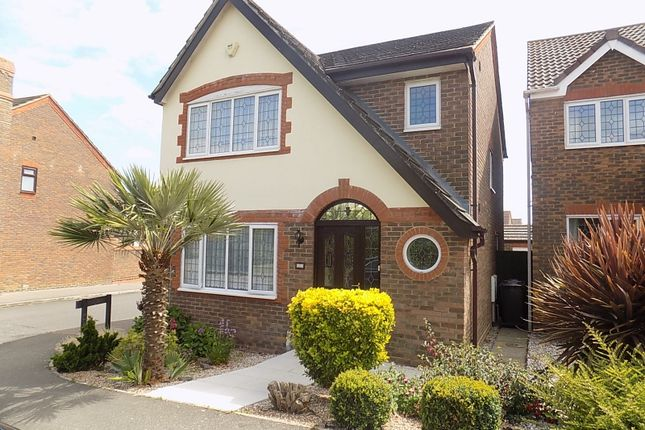 Thumbnail Detached house for sale in Tillingham Way, Stone Cross, Pevensey