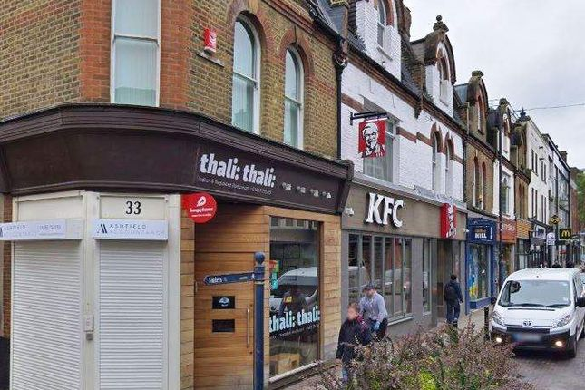 Thumbnail Restaurant/cafe for sale in Chertsey Road, Woking