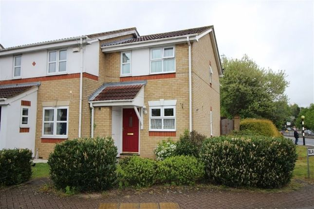 Thumbnail Semi-detached house to rent in Blackmead, Riverhead, Sevenoaks
