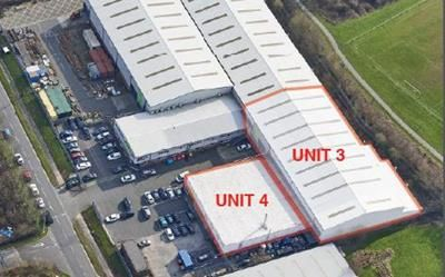 Thumbnail Light industrial to let in Units 3 & 4 Olympic Park, Poole Hall Road, Ellesmere Port, Cheshire