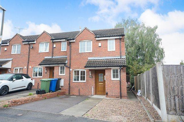 Thumbnail Property for sale in Frecheville Street, Staveley, Chesterfield