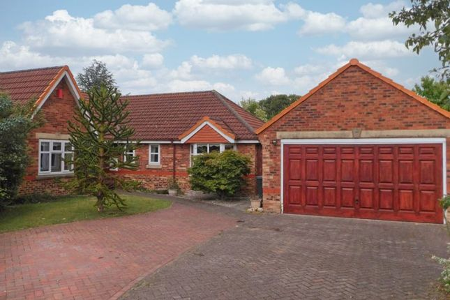 Thumbnail Detached house for sale in Abbey Fields, Wistaston, Cheshire