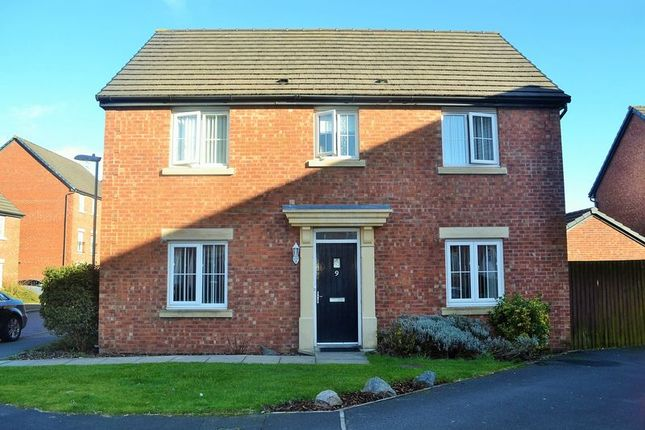 Thumbnail Detached house for sale in Bluebell Close, Kirkby, Liverpool