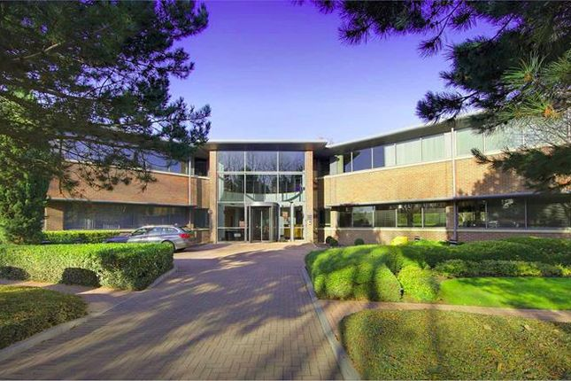 Thumbnail Office to let in Unit 5 Waltham Park, White Waltham, Maidenhead, Berkshire