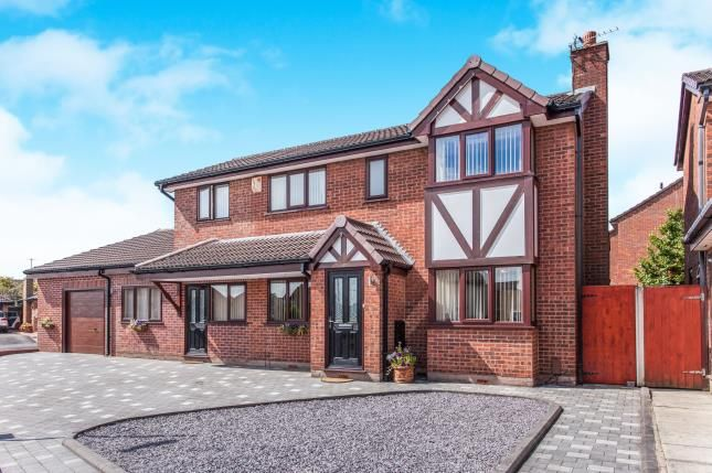 Thumbnail Detached house for sale in Whitsundale, Westhoughton, Bolton, Greater Manchester