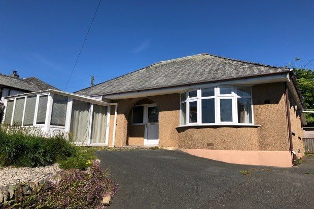 Thumbnail Bungalow to rent in Chapel Street, Camelford