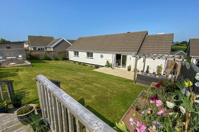 Thumbnail Bungalow for sale in Silverstream Crescent, Hakin, Milford Haven