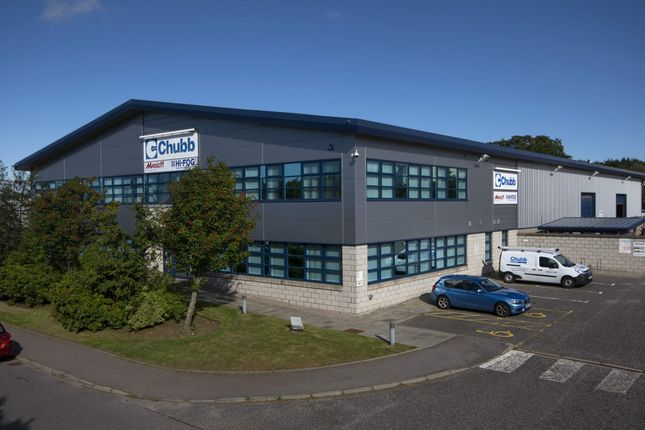 Thumbnail Light industrial to let in Badentoy Crescent, Portlethen, Aberdeenshire
