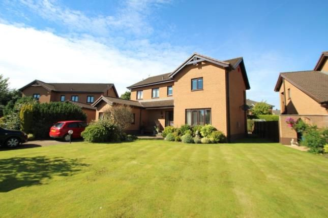 Thumbnail Detached house for sale in Fairways, Irvine, North Ayrshire