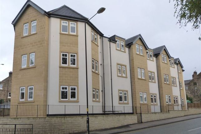 Thumbnail Flat to rent in Epsom Court, Harrogate