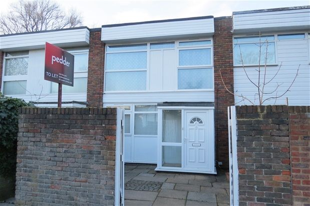 Thumbnail Terraced house to rent in Dartmouth Road, London