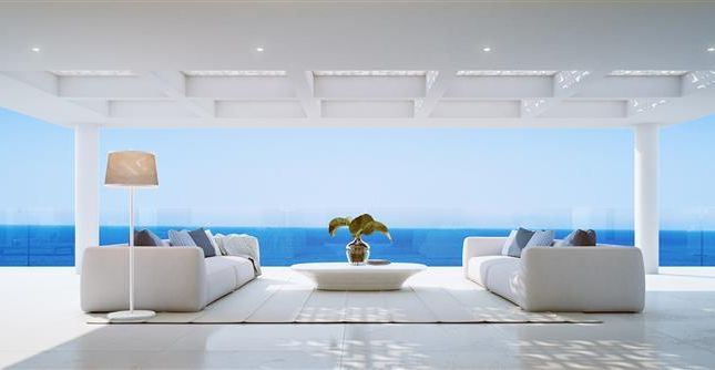 Thumbnail Duplex for sale in Estepona, Front Line Beach, Estepona, Málaga, Andalusia, Spain
