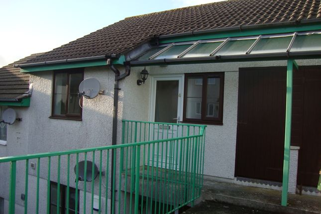 Thumbnail Flat to rent in Clittaford View, Southway, Plymouth