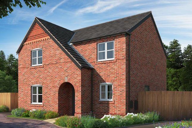 Thumbnail Detached house for sale in The Malham, Hoyles Lane, Cottam, Preston, Lancashire