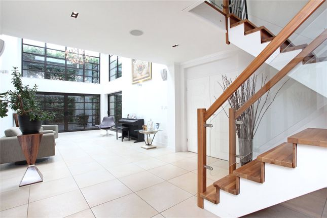 Thumbnail Detached house for sale in Chestnut Drive, Windsor, Berkshire