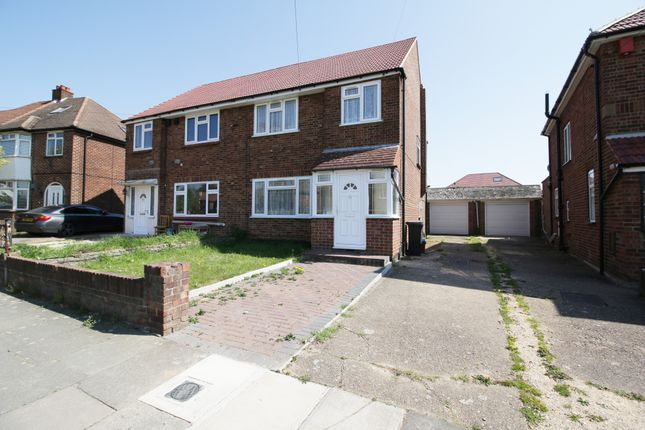 Thumbnail Terraced house for sale in Brabazon Road, Hounslow