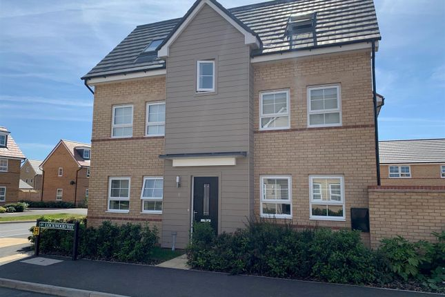 Thumbnail Detached house to rent in Lockwood Way, Hampton Water, Peterborough