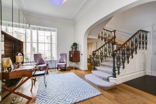 Thumbnail Terraced house to rent in Princes Gate, South Kensington