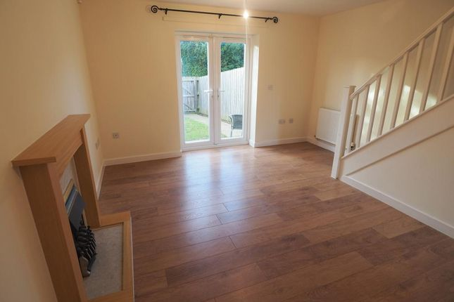 Thumbnail Town house to rent in Winston Churchill Close, Hessle, Hull