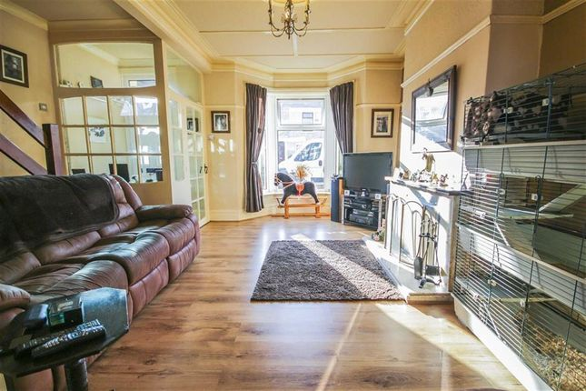 Thumbnail Terraced house for sale in Whalley Road, Clayton Le Moors, Lancashire