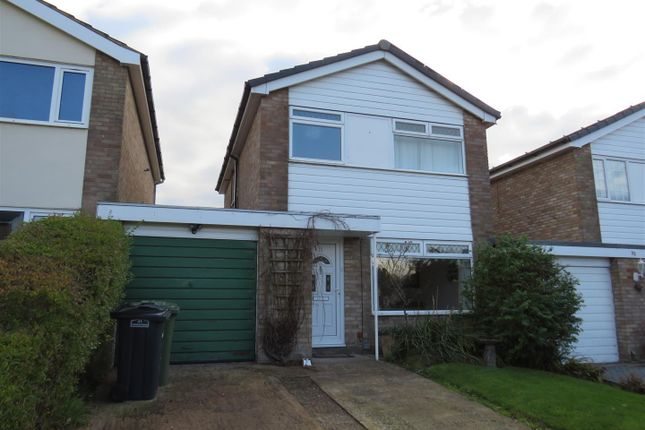 Thumbnail Link-detached house to rent in Caernarvon Avenue, Winsford