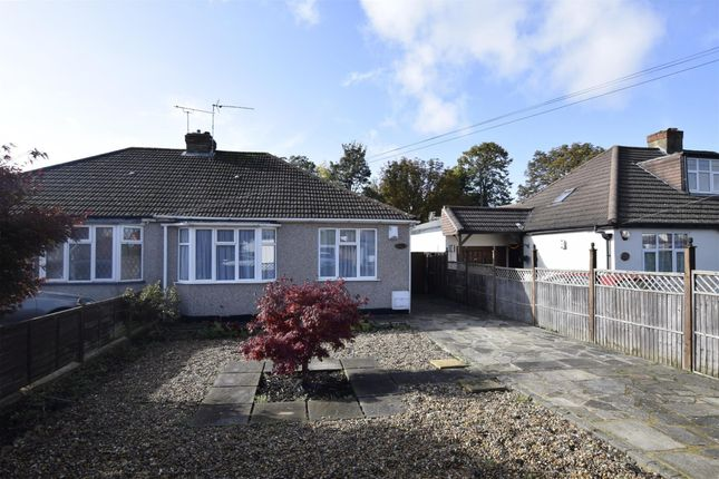 Thumbnail 3 bed semi-detached bungalow for sale in Repton Road, Orpington, Kent
