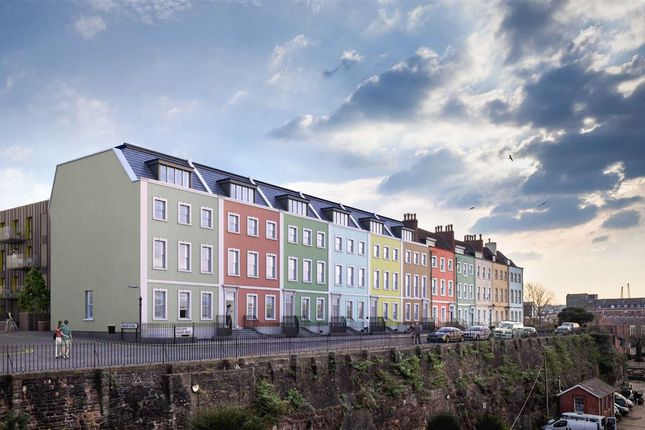 Thumbnail Flat for sale in Redcliffe Parade West, Redcliffe, Bristol
