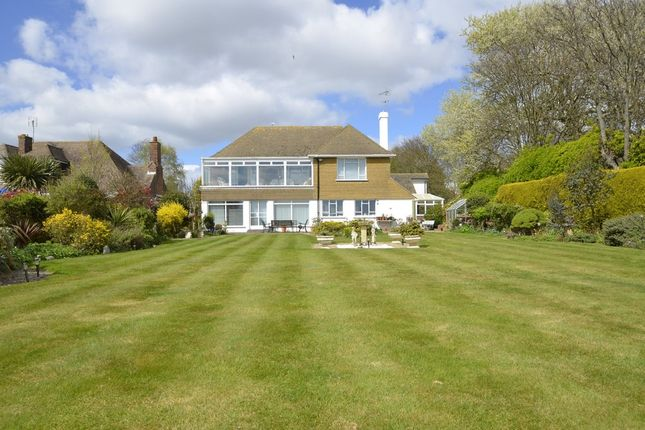 Thumbnail Detached house for sale in Golf Road, Felixstowe