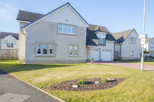 Thumbnail Detached house for sale in Ocein Drive, East Kilbride, Glasgow