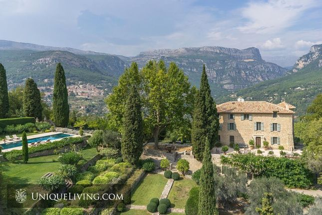 Thumbnail Villa for sale in Le Rouret, Opio, French Riviera