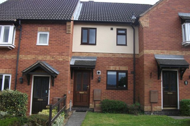 Thumbnail Town house to rent in Laurel Road, Loughborough