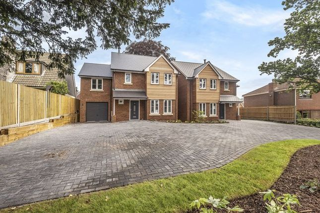 Thumbnail Detached house for sale in Warsash Road, Locks Heath, Southampton