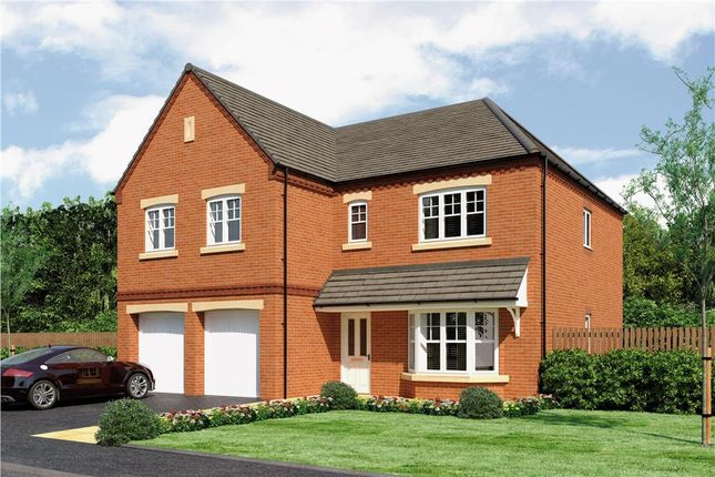 "Thumbnail Detached house for sale in ""Jura"" at Radbourne Lane, Derby"