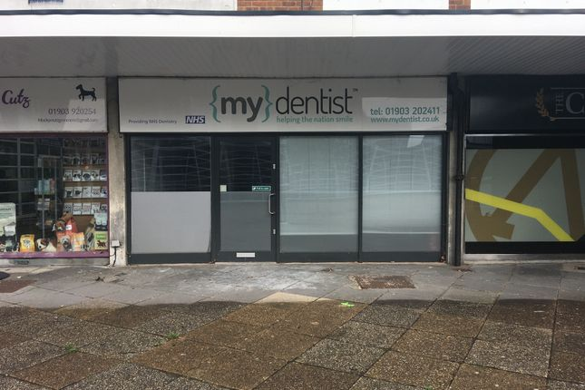 Thumbnail Retail premises to let in Broadwater Road, Worthing