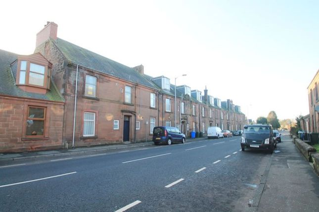 Thumbnail Flat for sale in 53C, Loudoun Road, Newmilns KA169Hj
