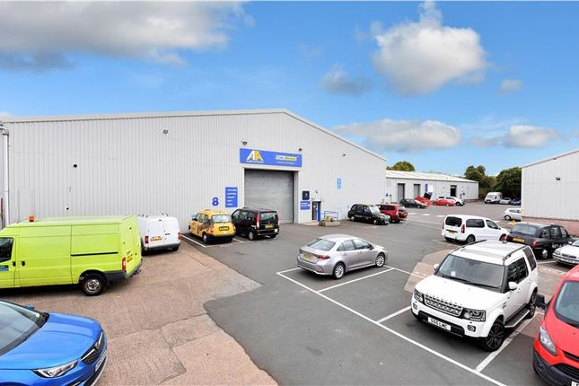 Light industrial to let in Unit 8, West Craigs Industrial Estate, Edinburgh, Midlothian