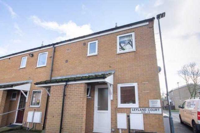 1 bed flat to rent in Leyland Street, Derby DE1