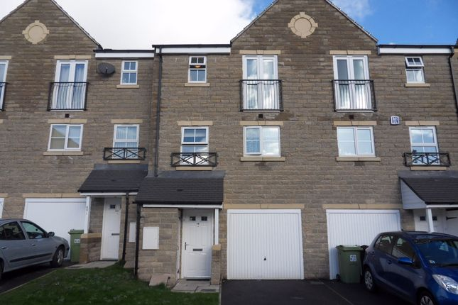 Thumbnail Terraced house to rent in Highfield Chase, Dewsbury, West Yorkshire
