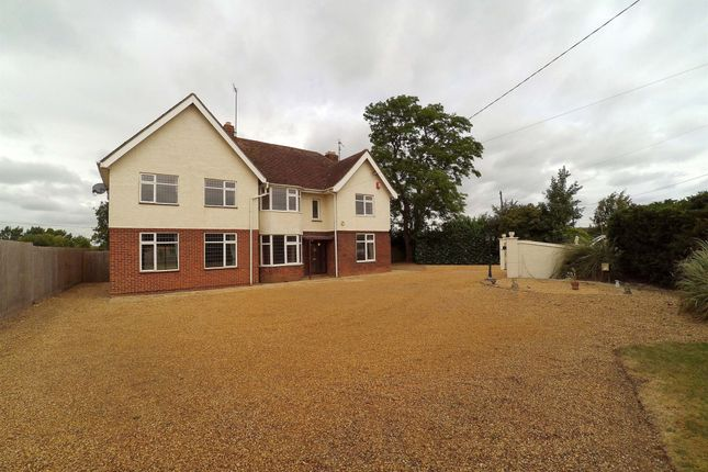 Thumbnail Detached house for sale in Lowick Road, Islip, Kettering