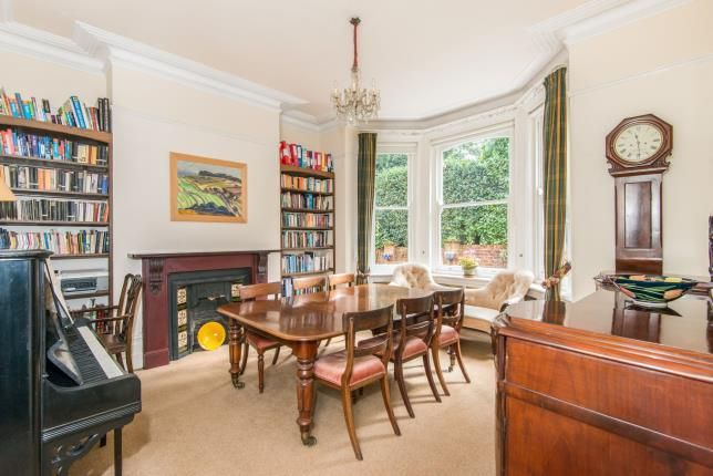 Dining Room of Highfield, Southampton, Hampshire SO17