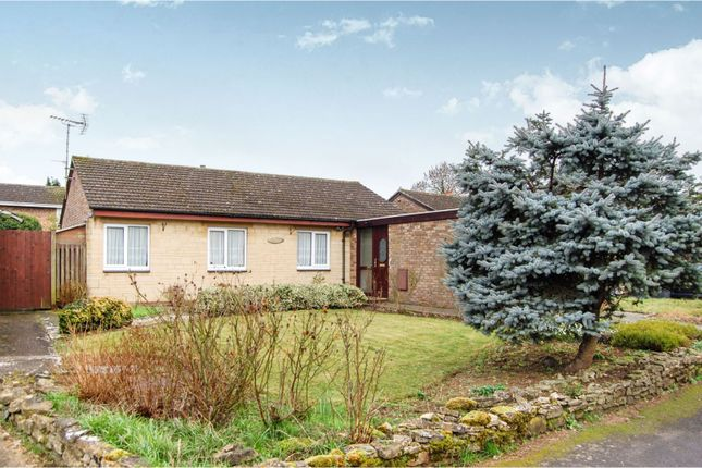 Thumbnail Detached bungalow for sale in Moorend Road, Yardley Gobion, Towcester