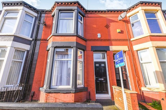 Thumbnail Terraced house for sale in Cobham Avenue, Walton, Liverpool