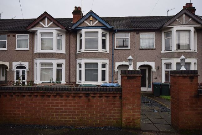 Redesdale Avenue, Coundon, Coventry CV6