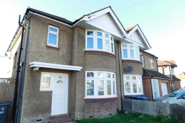 Thumbnail Property to rent in Raeburn Avenue, Berrylands, Surbiton