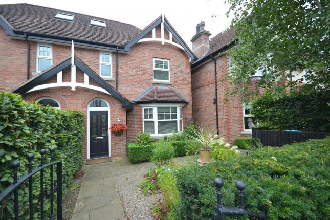 Thumbnail Semi-detached house to rent in Cumber Lane, Wilmslow