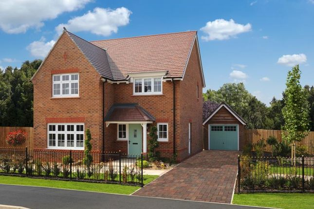 Thumbnail Detached house for sale in Sanderson Manor, Church Road, Hauxton, Cambridge