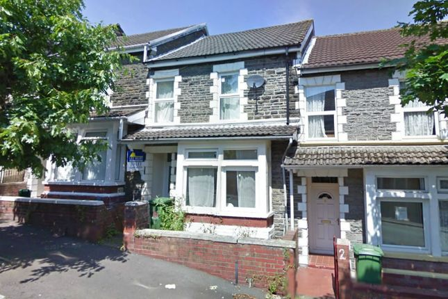 Thumbnail Terraced house to rent in Hilda Street, Treforest, Pontypridd